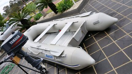 Inflatable  dinghy 3.3m  Wattle Grove Liverpool Area Preview