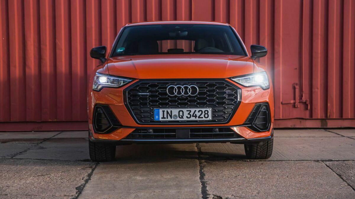 Audi Q3 Sportback 40 Tdi Quattro Im Test Preise Bilder Ausstattung Mobile De
