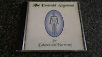 The Emerald Alignment For Balance And Harmony Cd Academy Of Holistic Sciences -  - ebay.co.uk