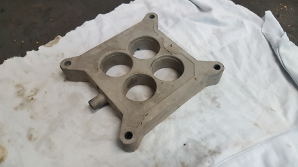Ford falcon gt carby spacer genuine fomoco Aberfoyle Park Morphett Vale Area Preview