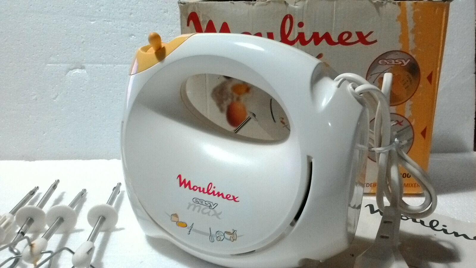 Sbattitore Moulinex BM5 Easy Max 200W