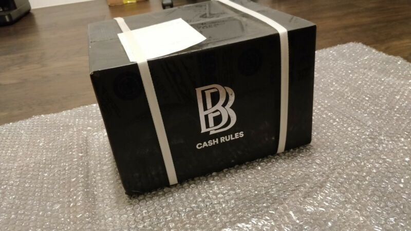 BRAND NEW NTWRK Ben Baller Platinum Money Counter IN HAND