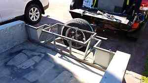Motorbike trailer front section. Willetton Canning Area Preview