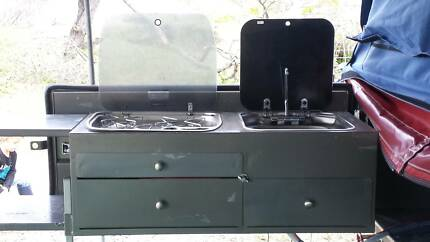 2011 deluxe off road camper trailer Maryborough Fraser Coast Preview