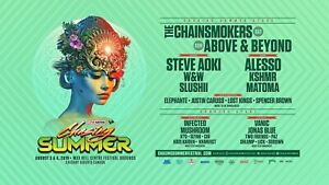 Chasing Summers GA Tickets