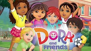 Looking for Dora and Friends stuff