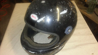 Vtg Bell Star 1980 Helmet Motorcycle Car Racing
