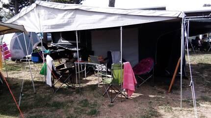 2017 camper trailer Singleton Singleton Area Preview