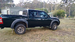 Ford Ranger Hobart CBD Hobart City Preview