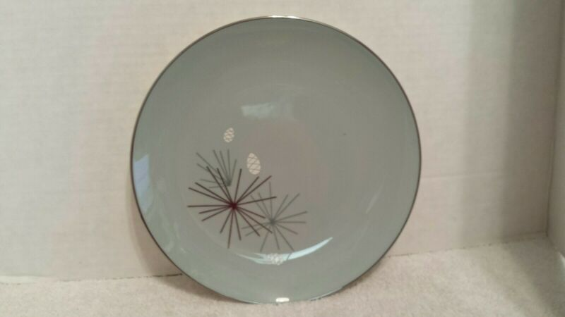 Franciscan Silver Pine Salad Plate