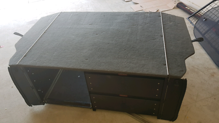 4wd rear drawers