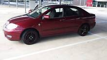 2006 Toyota Corolla Sedan Kirwan Townsville Surrounds Preview