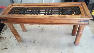 Antique  table Southside Gympie Area Preview