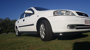 HOLDEN ASTRA TS SEDAN MANUAL!!! Kippa-ring Redcliffe Area Preview