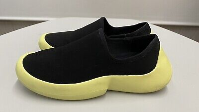 Camper LAB Abs Sneaker Black / Yellow Women Sz 37 Excellent condition