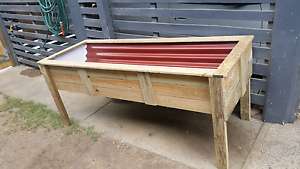 Raised garden beds 1800 long 700wide 750high Stafford Heights Brisbane North West Preview