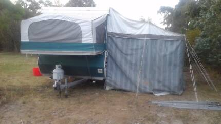 jayco eagle caravan Bendigo Bendigo City Preview