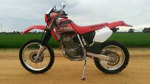 2005 Honda XR400 with low kms Moama Murray Area Preview