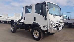 Isuzu NPS 75/45-155 NPS75/45-155CREW 4x4 Cab chassis Burton Salisbury Area Preview