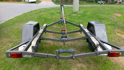 12ft boat trailer