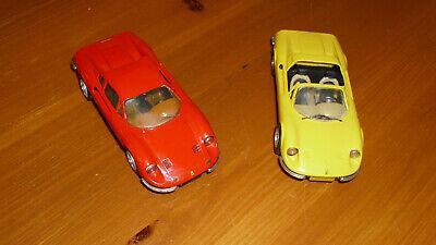 Ferrari 246 Dino GTS + GTB von Western Modell schön und selten