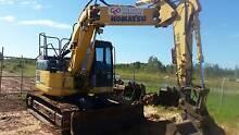2009  Komatsu PCU 138 14 ton Excavator Girraween Litchfield Area Preview