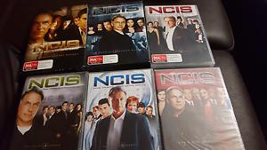NCIS seasons 1 to 6 Margate Kingborough Area Preview