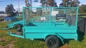 8x5 trailer available for hire cheap rates suit moving houses etc Liverpool Liverpool Area Preview