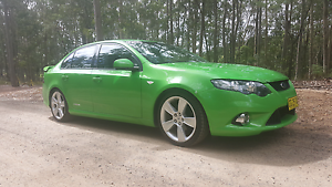 Ford FG XR6 6 SPEED AUTO LEATHER Toukley Wyong Area Preview