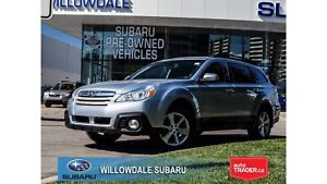 2014 Subaru Outback 2.5i Limited | CLEAN | SET OF WINTER TIRES |