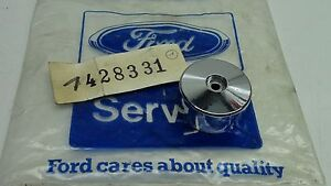 MK2 CORTINA GT 1600E LOTUS GENUINE FORD NOS FRONT SEAT RECLINING HANDLE BOSS