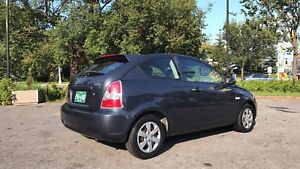 2008 Hyundai Accent GL Coupe (2 door) 08 Automatic One Owner