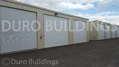 Duro Steel Prefab RV BOAT STORAGE Structures 90x168x16 Metal Building Kit DiRECT