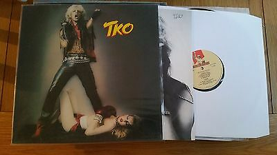TKO IN YOUR FACE - MUSIC FOR THE NATIONS - UNPLAYED - LP