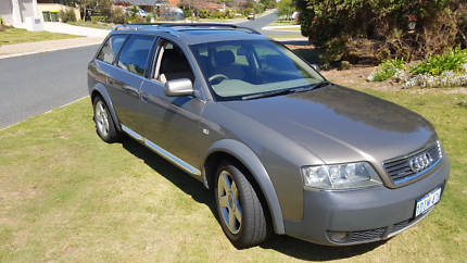 AUDI ALLROAD  2.7 184kw Luxury SUV. Suede seats. Full Service H