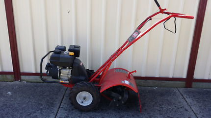 Rover Rotary hoe for sale in as new condition.