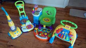 Assorted Baby/Toddler Toys [Fisher Price/PlaySkool] Set of 6 Baulkham Hills The Hills District Preview