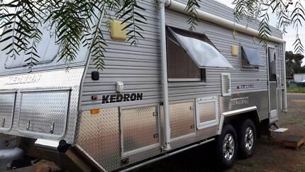Kedron 21ft Topender caravan
