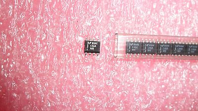 10 Per Lot 1k-bit Serial Eeprom 5v Cmos Fairchild Pn Nm93c46am8