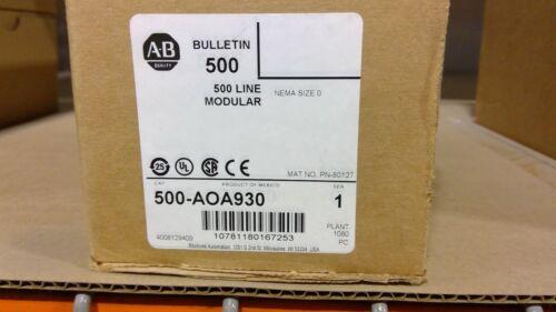 500-AOA930 Allen-Bradley