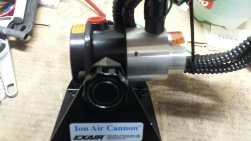 EXAIR Ion Air Cannon 250 psi max