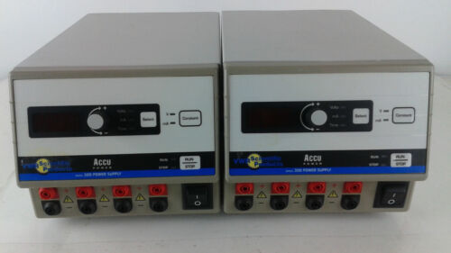 VWR Power Supply 300  Electrophoresis Accupower Power Supply