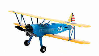Horizon E-flite UMX PT-17mit AS3X, BNF-Set mit Spektrum Empfänger! Mini-Scale!