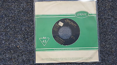 Eddie Cochran - Summertime Blues/ C' Mon Everybody 7'' Single GERMANY