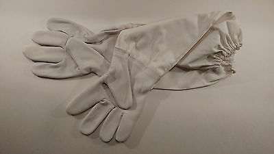 Goatskin Beekeeping Gloves - Medium