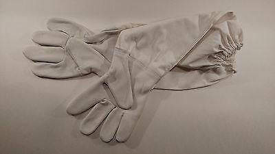 Goatskin Beekeeping Gloves - Small