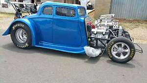 1933 Willys Coupe hot rod Drag Car Mawson Lakes Salisbury Area Preview