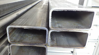 By The Ft. Stainless Steel Rectangular Tubing 1.5 X 3 Rectangle 12ga.0.105