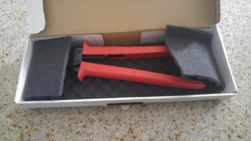 Molex 63811-1600 REV G, Crimp Tool, Crimper