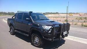 2012 Toyota Hilux 5-post Marino Marion Area Preview